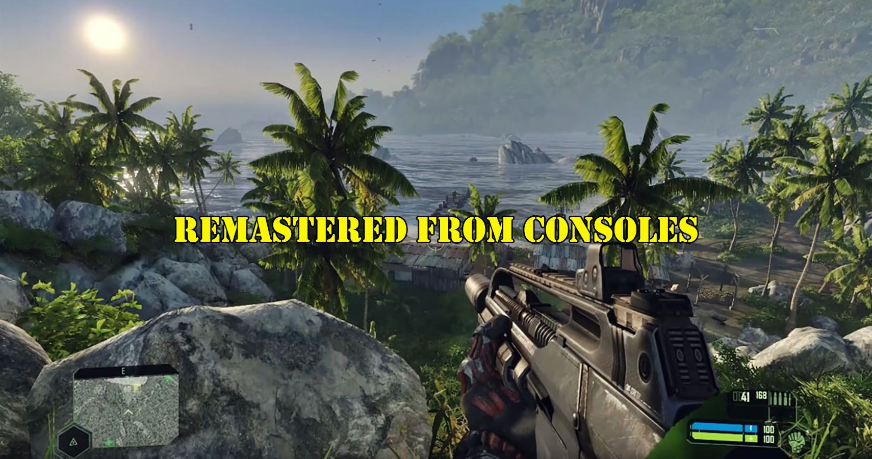 Crysis Remastered Isn't Based On The Original PC Build   TheGamer