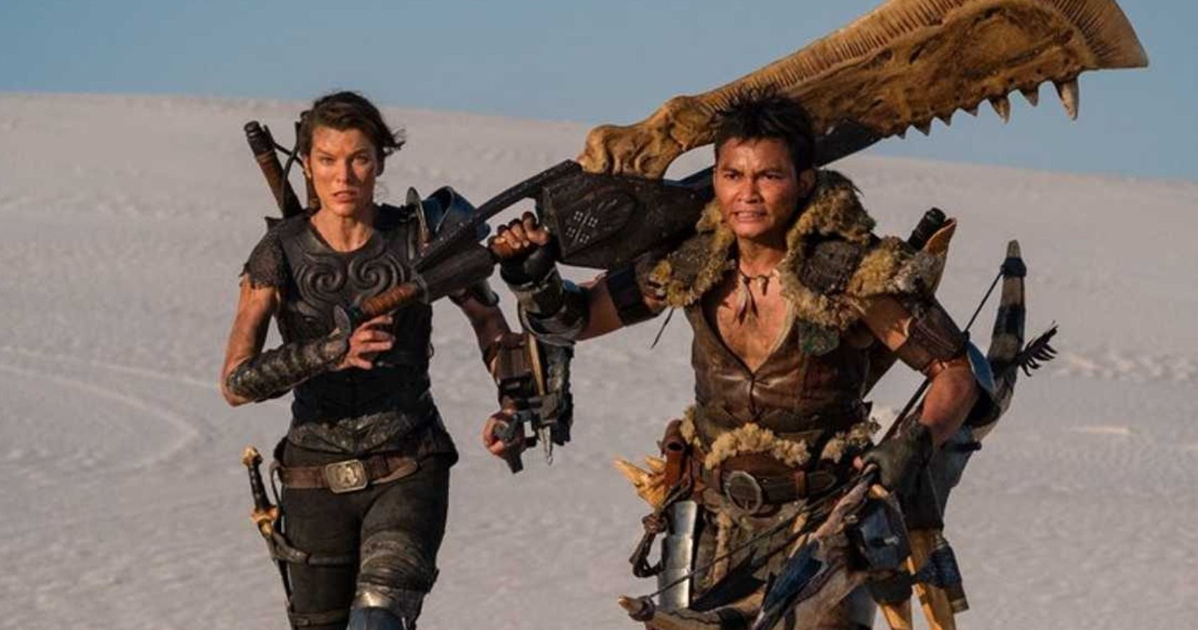 The Monster Hunter Movie Synopsis Sure Makes It Sound Rubbish