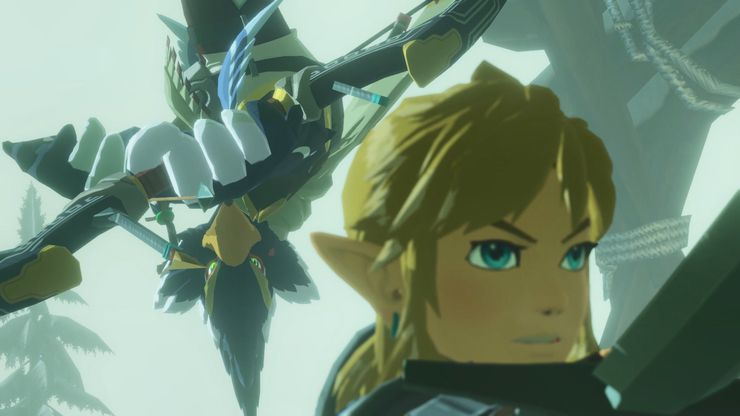 Hyrule Warriors Age Of Calamity Introduces A Great New Prospect For Zelda