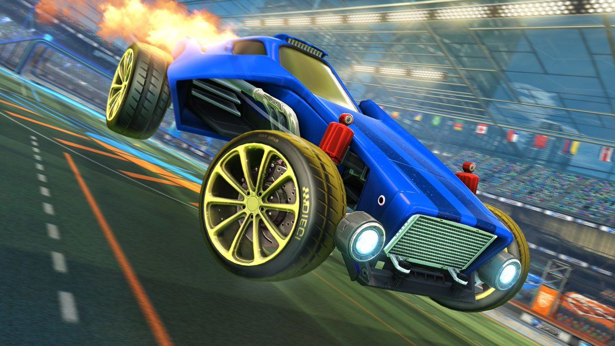 Get A $10 Epic Games Store Coupon For Using Rocket League ...