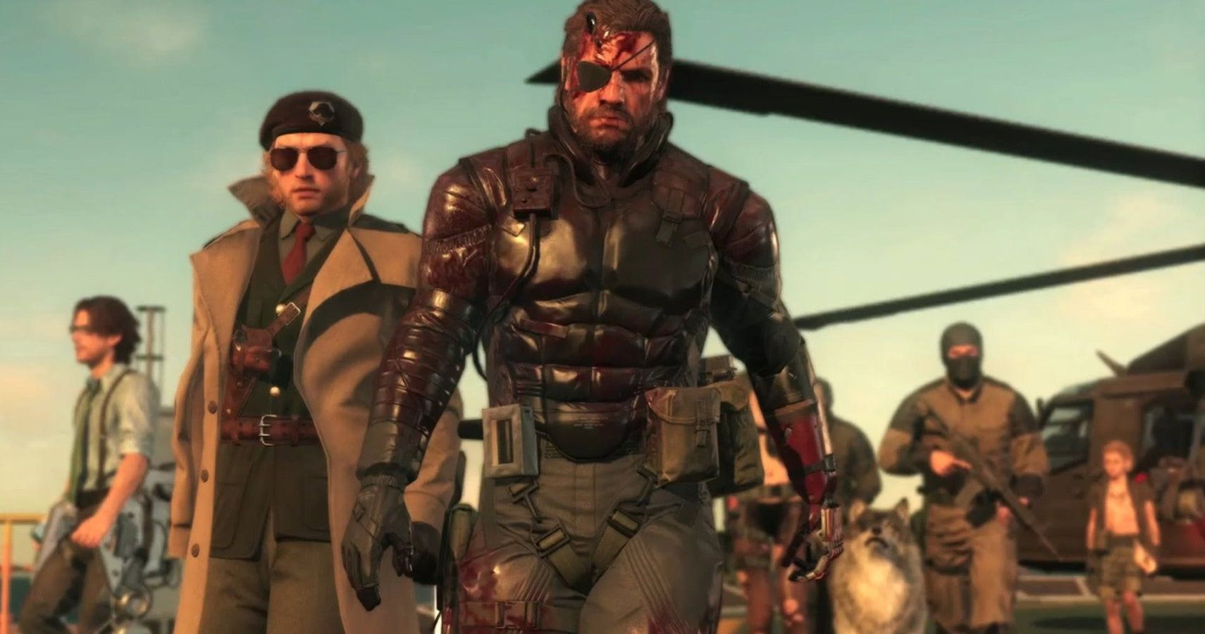 Player Cheated To Create Nuclear Disarmament In Metal Gear Solid V Says Konami This pain is ours and no one else's: create nuclear disarmament