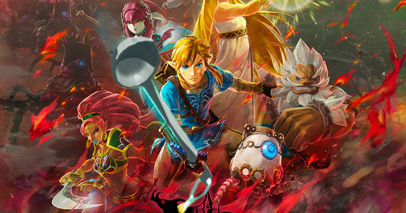 Hyrule Warriors  Age Of Calamity Datamine Reveals Playable Roster  Including Ganon  Impa  Hestu
