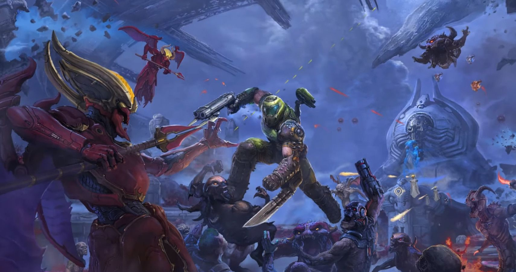 doom eternal dlc - Doom Eternal: The Ancient Gods Part One Review: Too Much Of A Good Thing