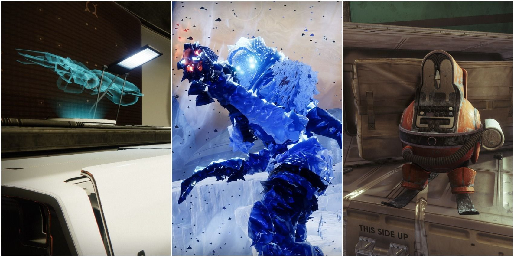 Destiny 2 Beyond Light 10 Hidden Details Most Gamers Missed On Europa Vexes spawn as part of an evoker's summoning attack; destiny 2 beyond light 10 hidden