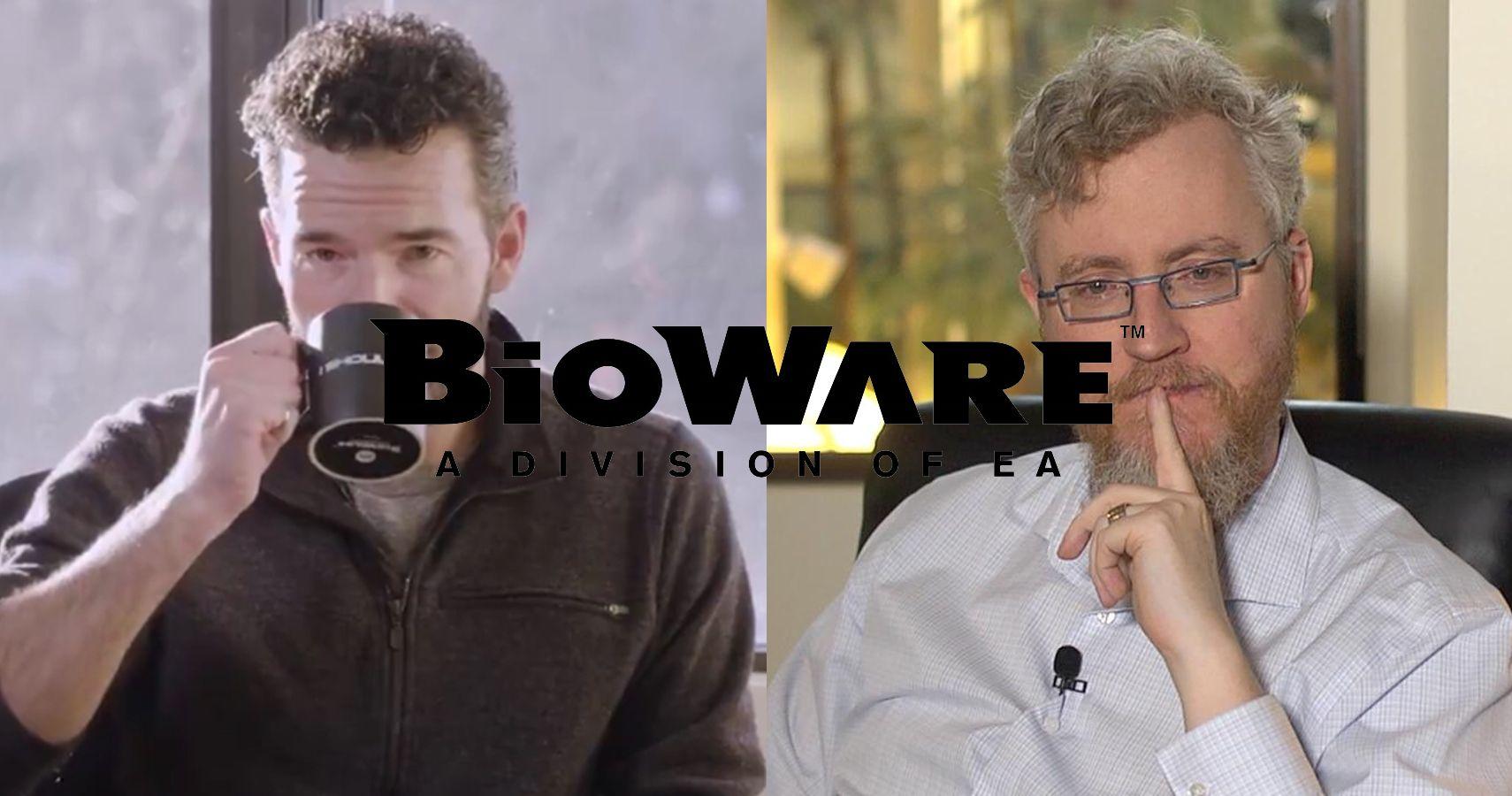 Casey Hudson Is Leaving BioWare (Again)