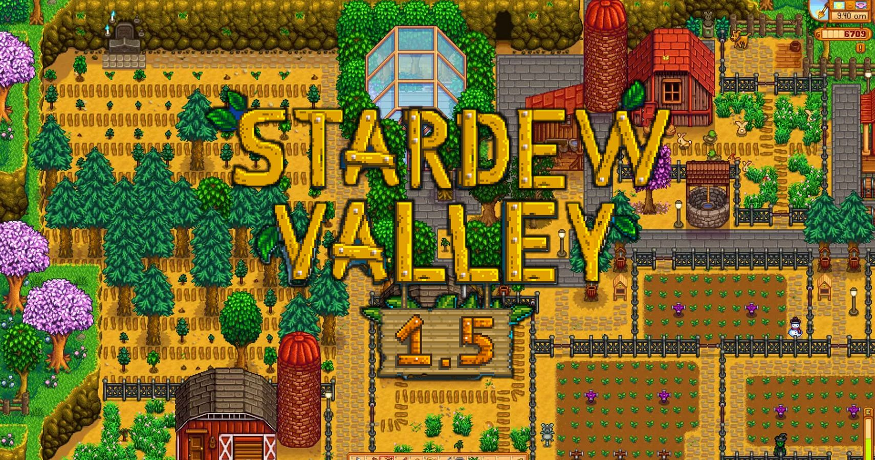 Stardew Valley's 1.5 Update Could Be Ready For Consoles In January