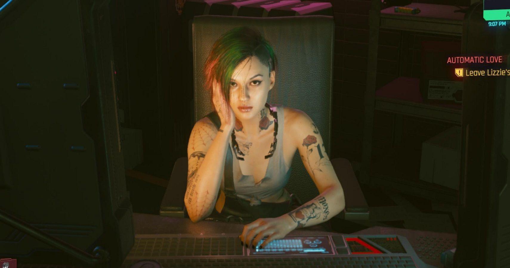 Judy Alvarez—Cyberpunk 2077