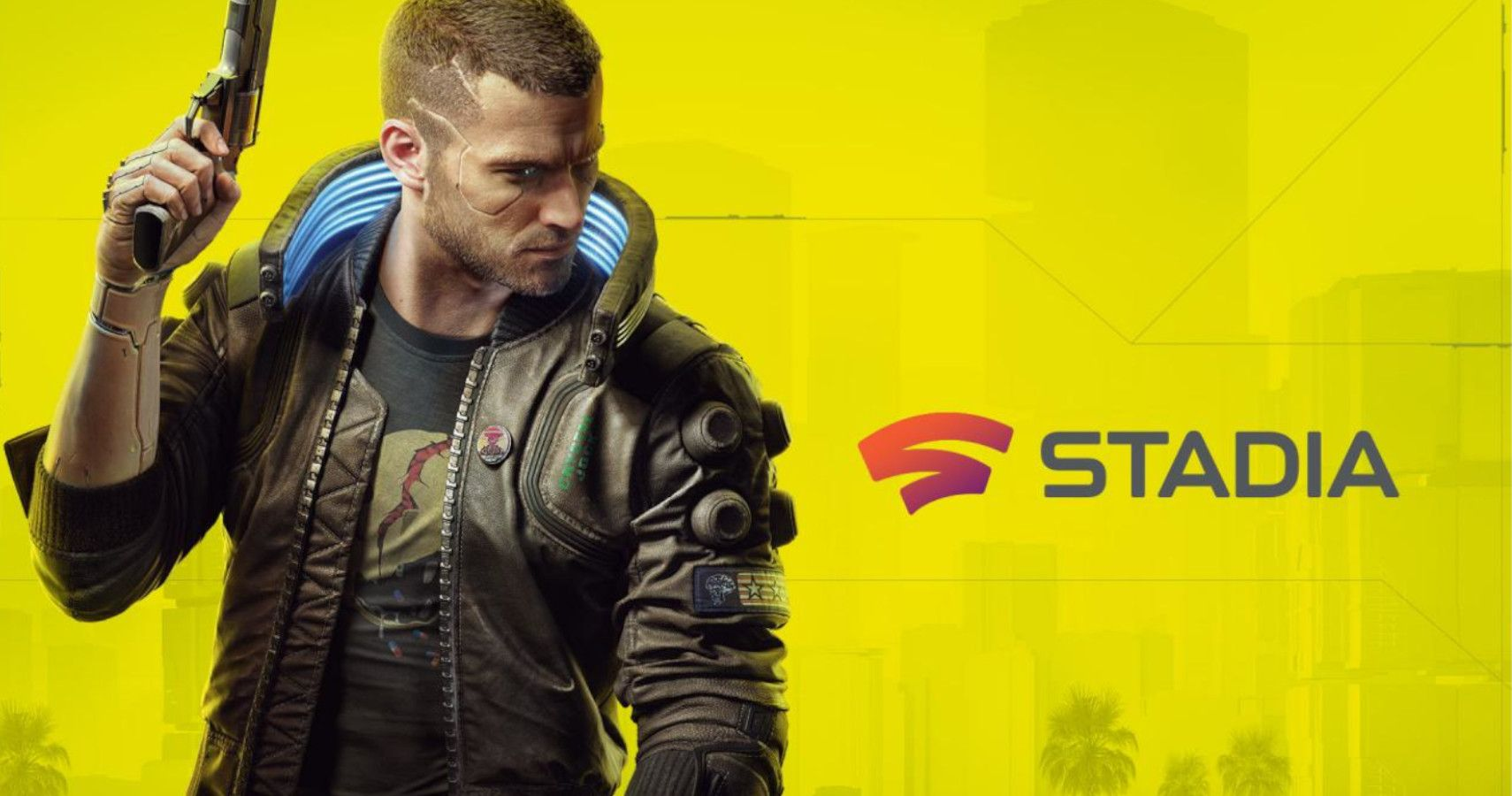 Cyberpunk 2077 Is Going To Save Stadia