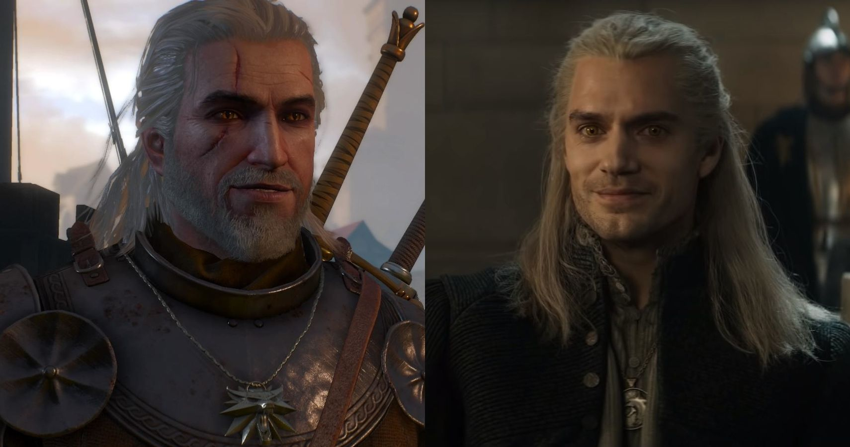 Henry Cavill Sent a Christmas Present To Geralt's Game Voice Actor