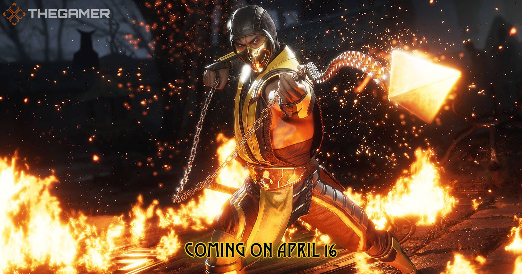 New Mortal Kombat Movie Gets Cool Animated Posters ...