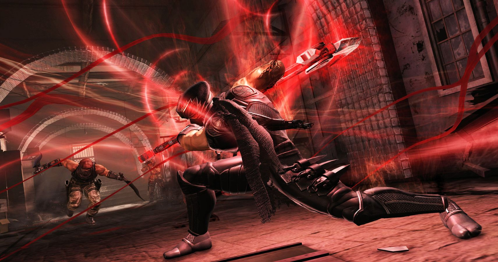 Ninja Gaiden Master Collection Appears To Be Using The Vita Version For One Game