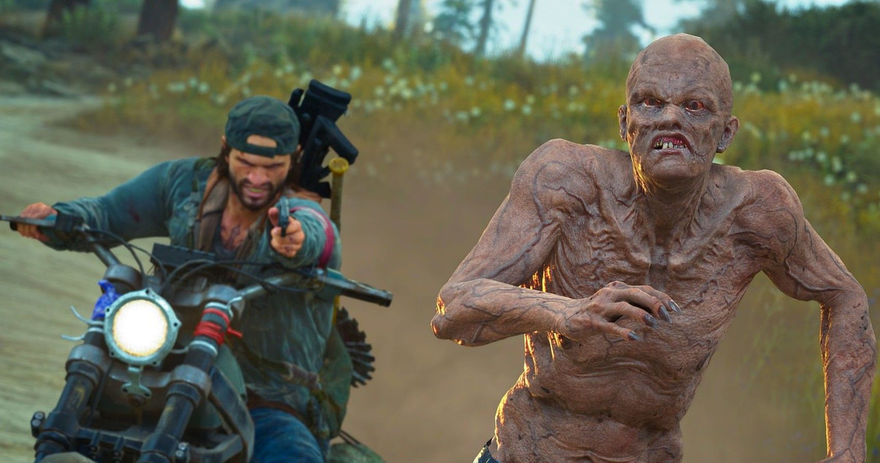 Days Gone Features Trailer Details Release Date And All Improvements Coming To PC Version