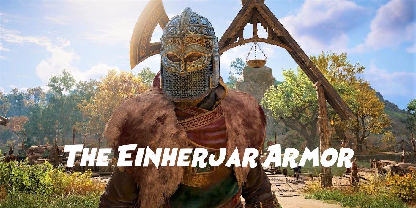 Assassin's Creed Valhalla: How To Acquire The Einherjar Armor Set (short/medium)