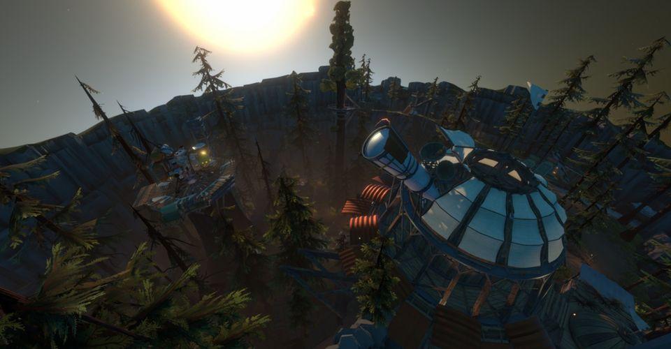 Outer Wilds Tampaknya akan mendapatkan DLC yang disebut Echoes Of The Eye