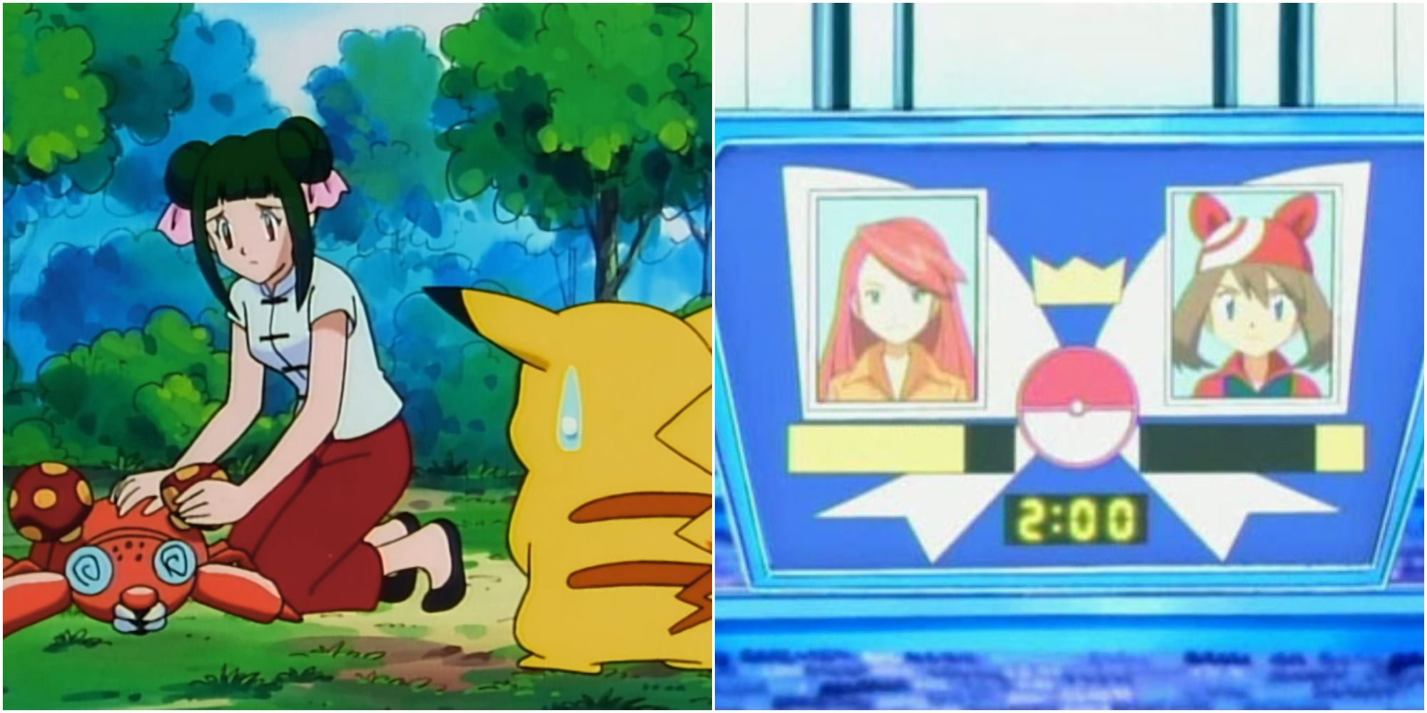 The 9 Most One-Sided Battles Of The Pokemon Anime   TheGamer