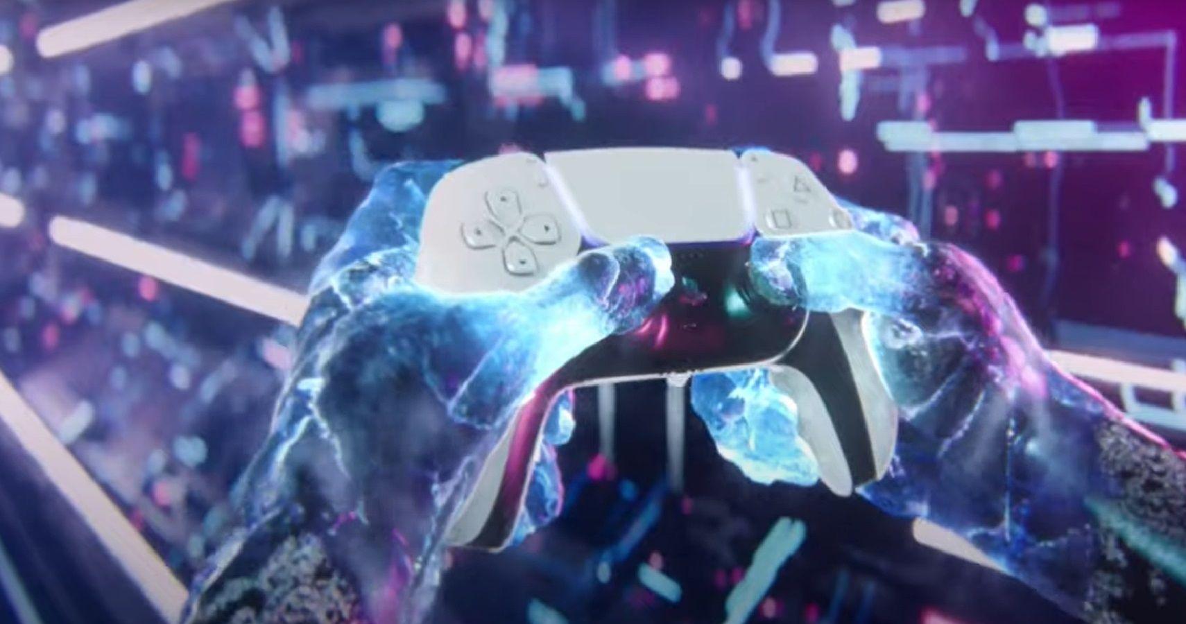 E3 Reuploads Trailer To Remove PS5 Controller | TheGamer